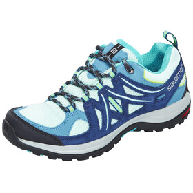 Salomon Ellipse 2 Aero Shoes Women blue/turquoise